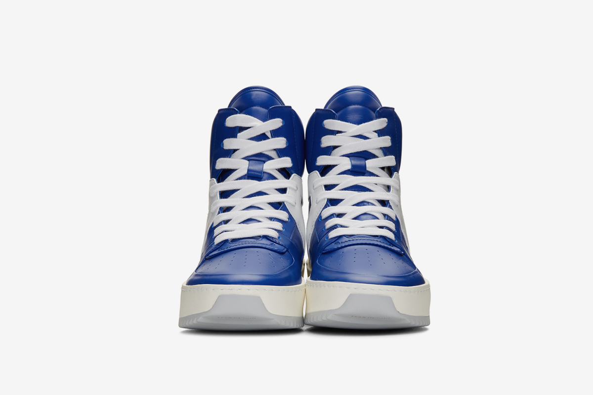 B-Ball Hi Top Sneakers