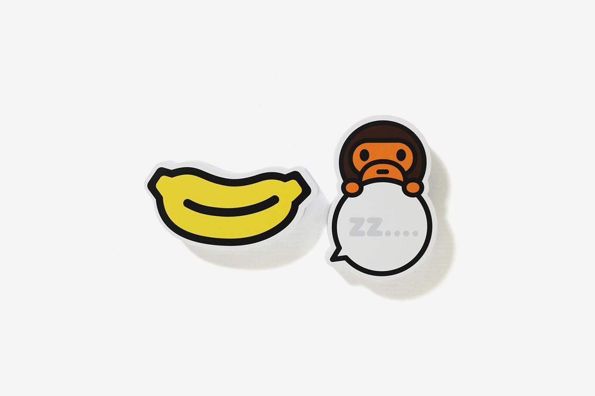 Baby Milo & Banana Memo Pack