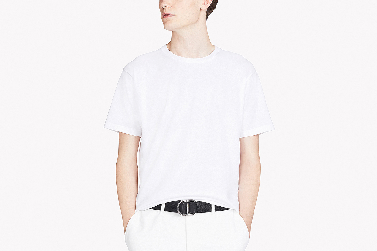Packaged Dry Neck T-Shirt