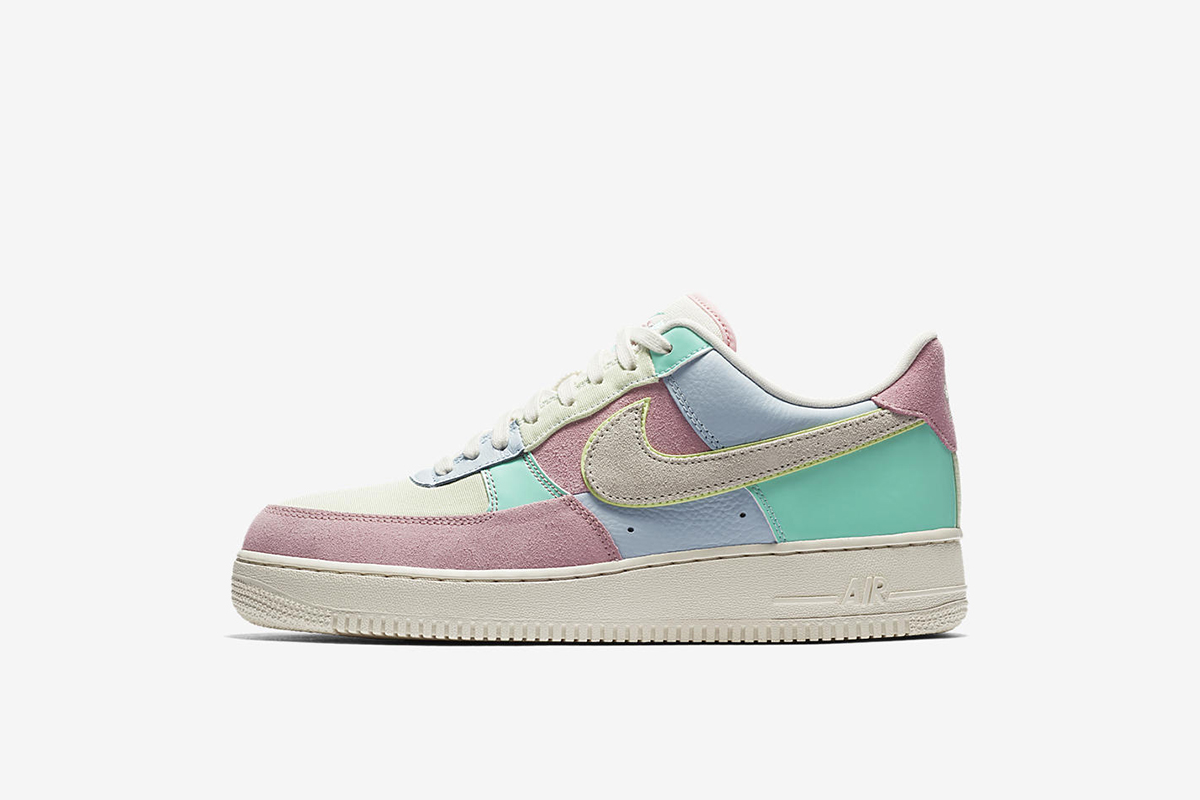 Air Force 1 Low Spring Patchwork