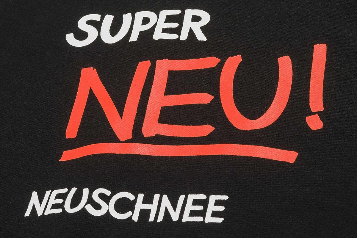 Super Neuschnee T-Shirt