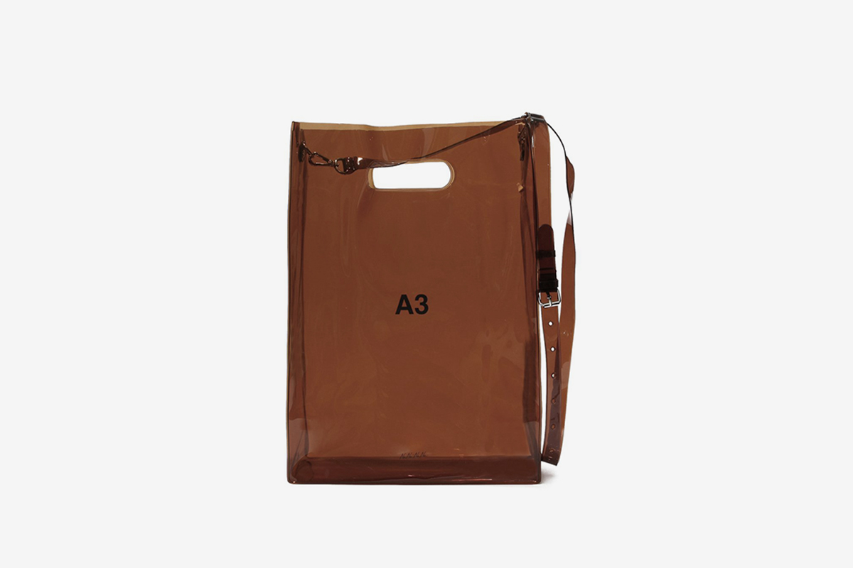 A3 Transparent Bag