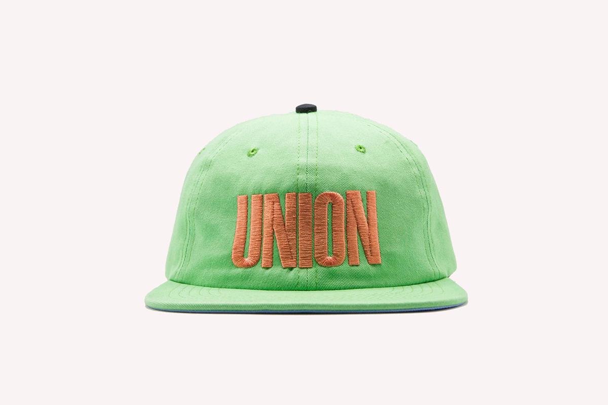 Union Logo Cap