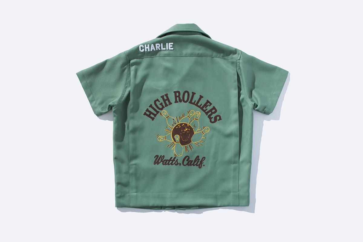 Mingus Bowling Shirt