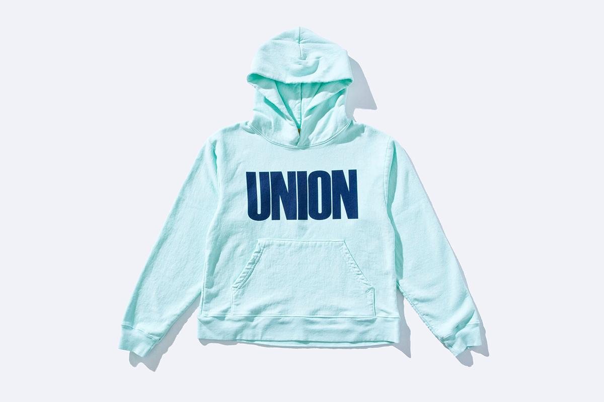 Union Logo Hoodie