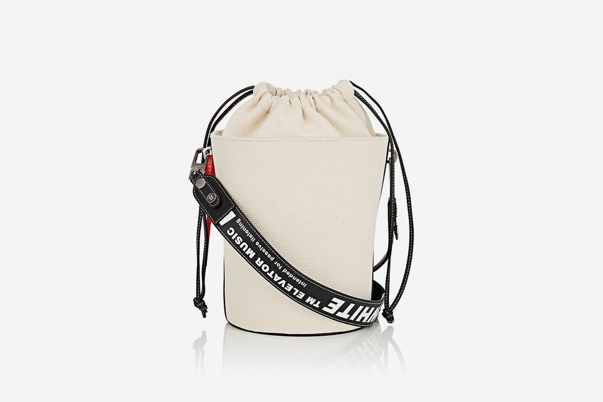 Aadya Canvas Bucket Bag