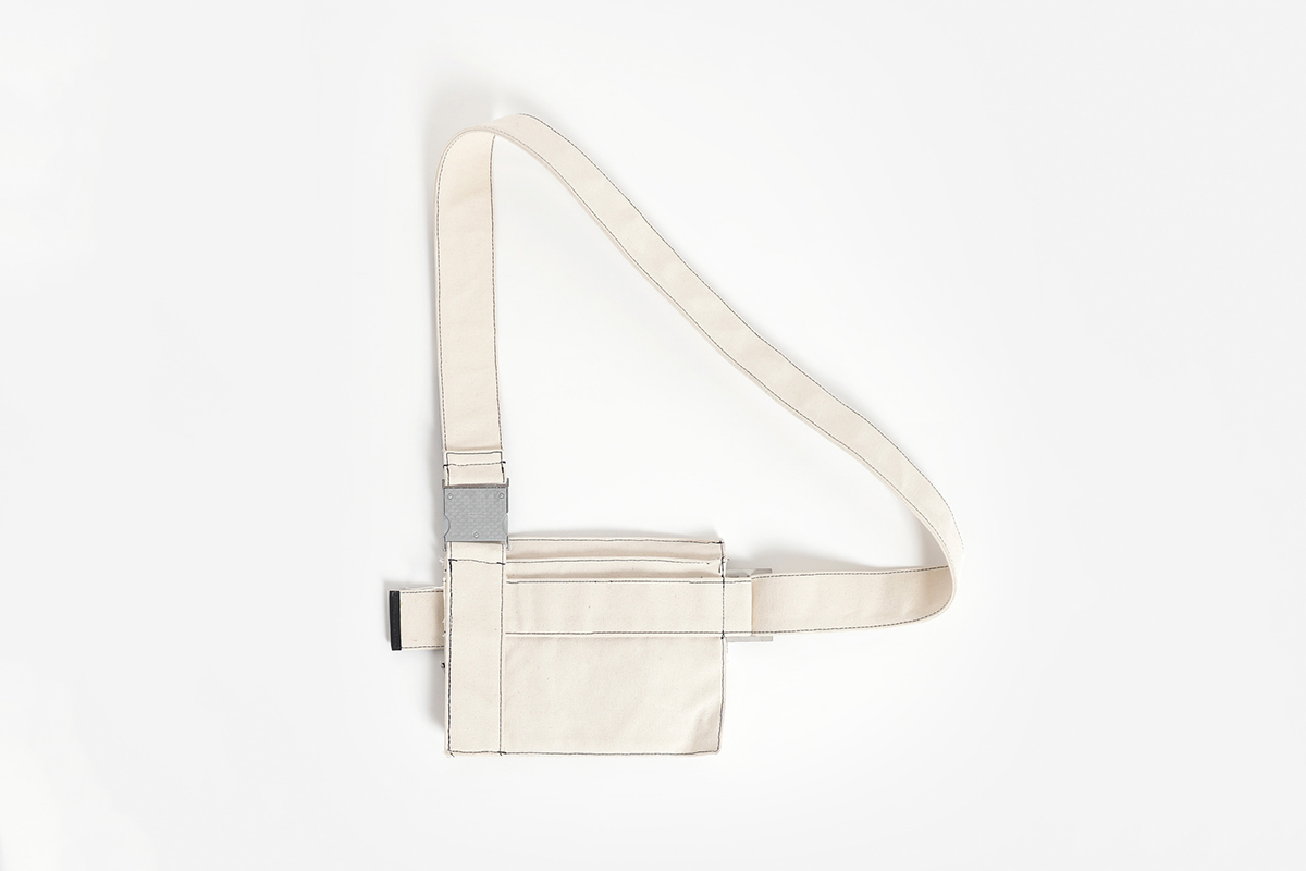 Canvas Holster
