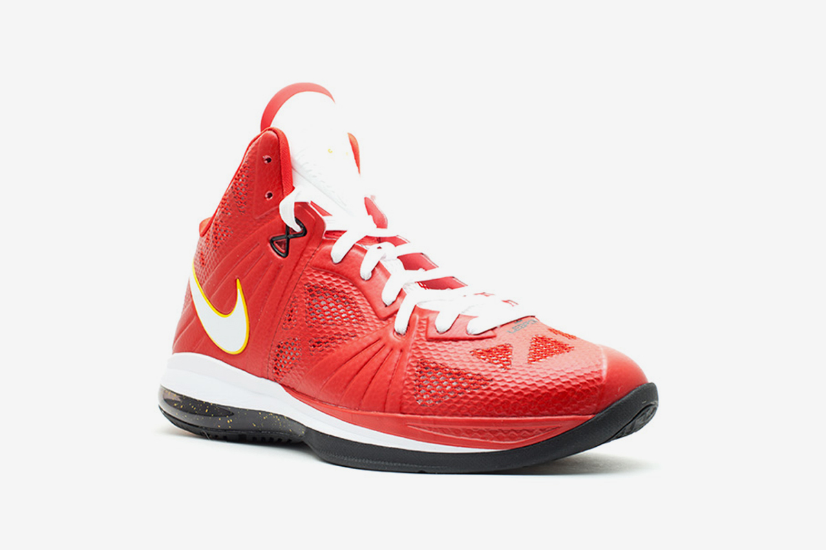 LeBron 8 P.S. 'NBA Finals'