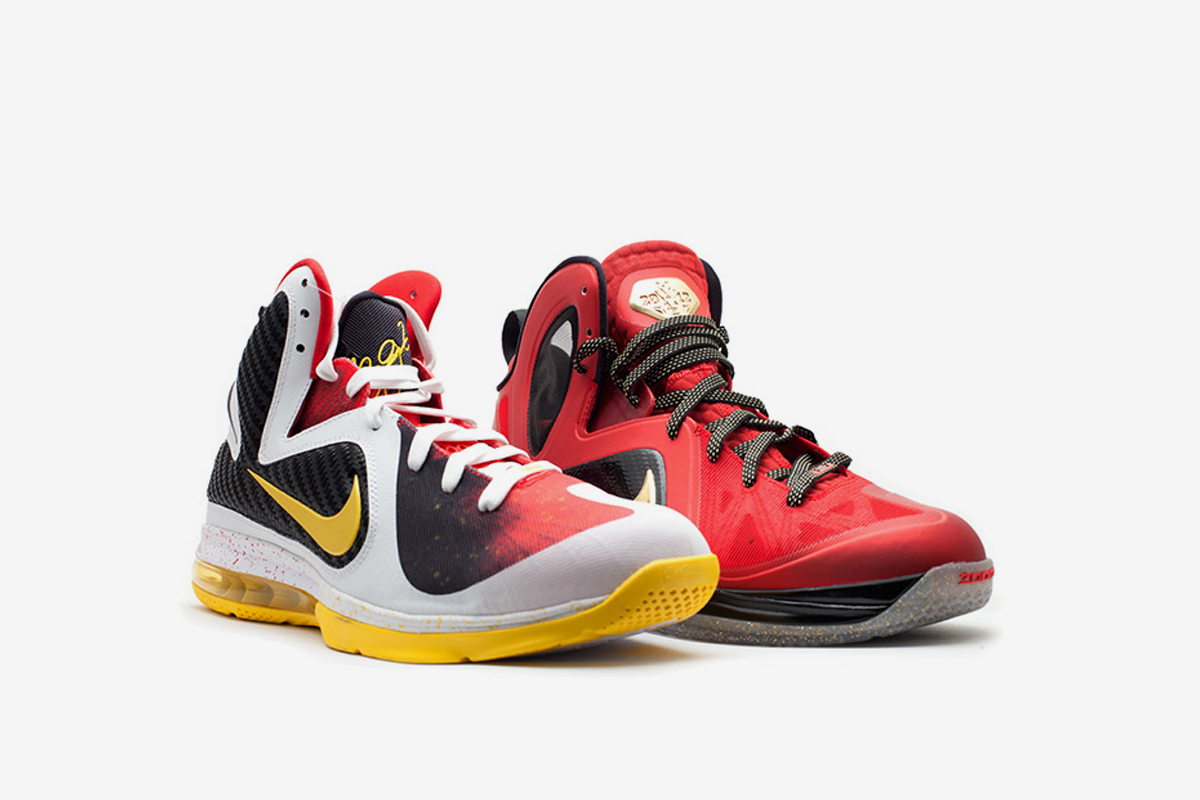 competitive price 1d706 932d4 LeBron 9  Championship  Pack