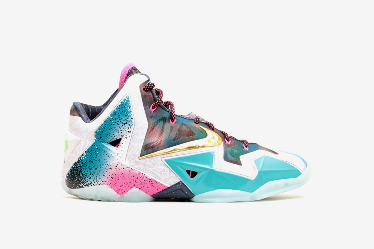 LeBron 11 PRM 'What The LeBron'