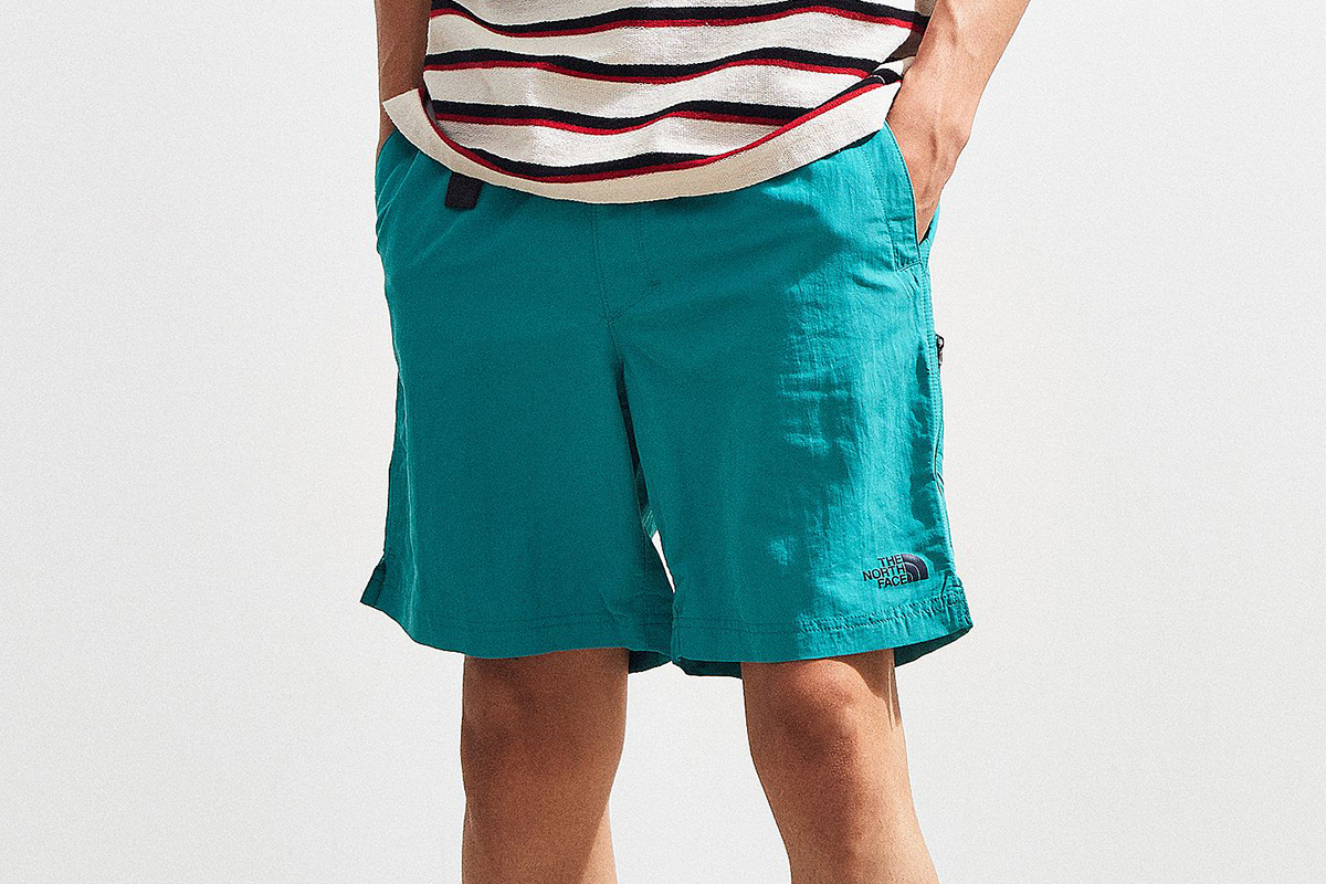 Class V Belted Swim Short