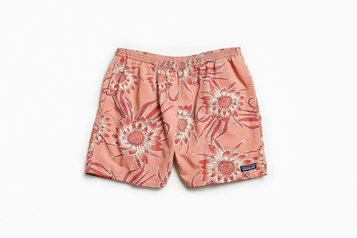 Printed Baggies Short