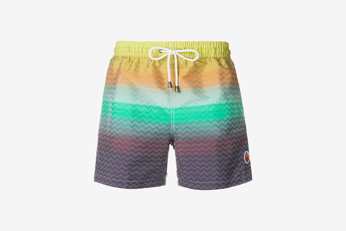 Gradient Swim Shorts
