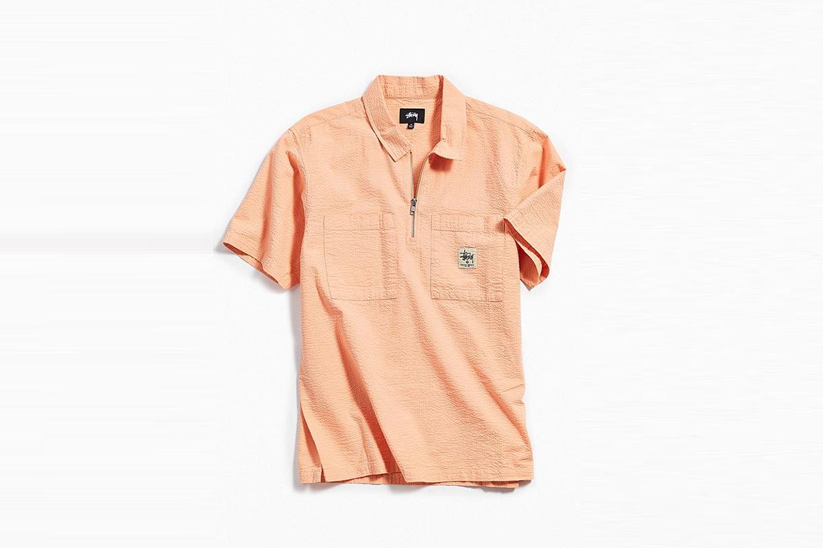 Half Zip Shirt