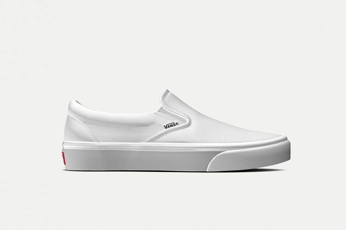 Classic Slip-On Custom