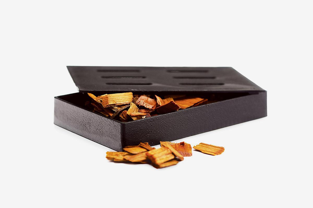 00150 Cast Iron Smoker Box