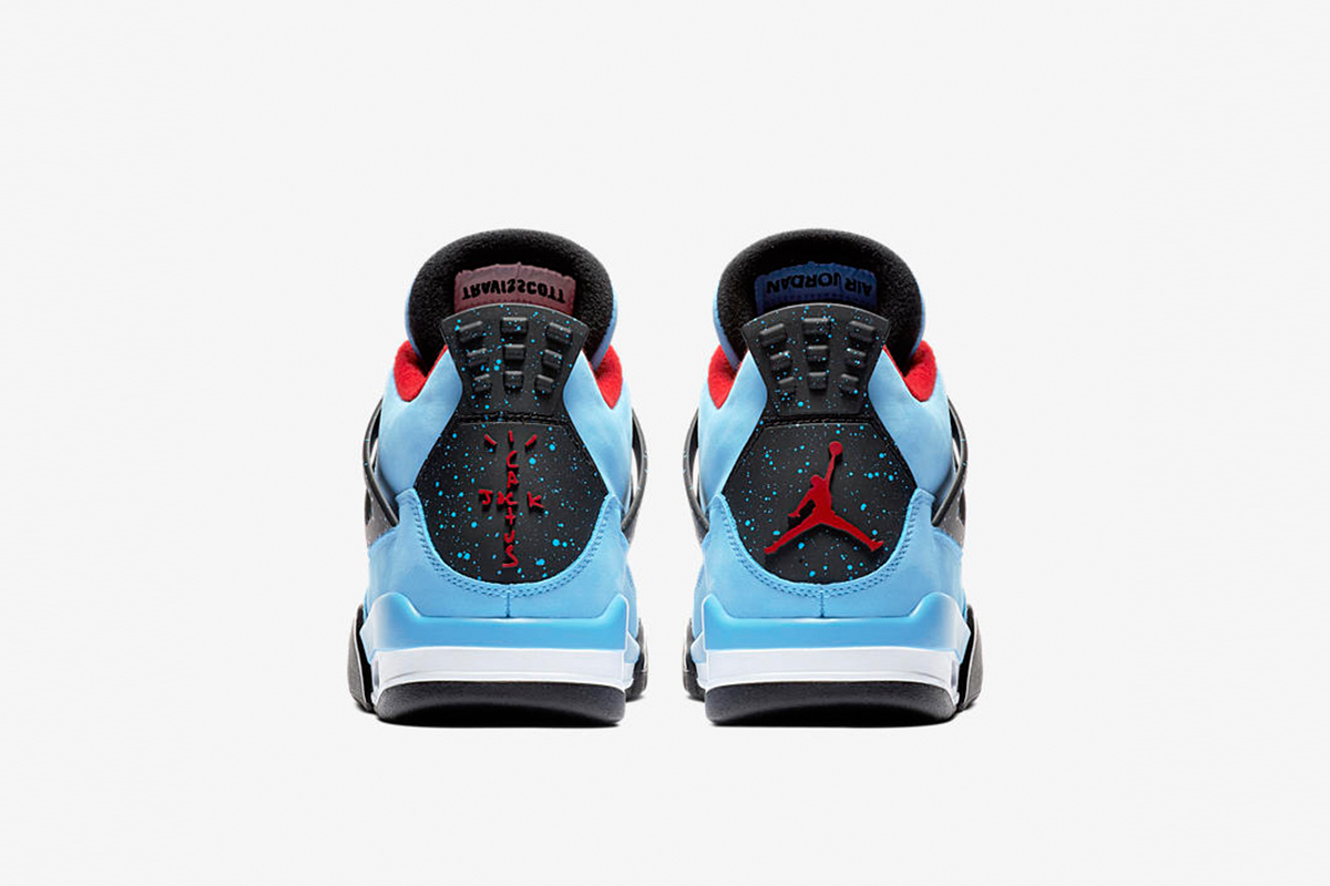 Air Jordan 4 'Cactus Jack'