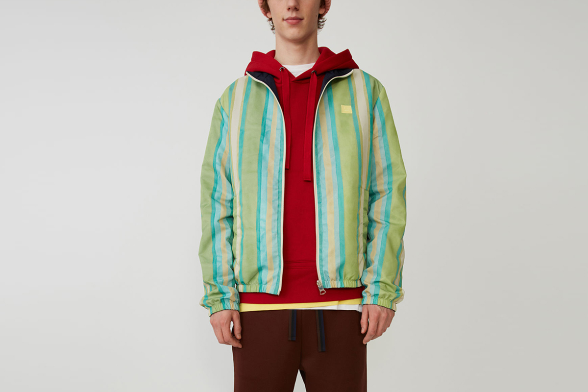 Reversible Anorak Jacket