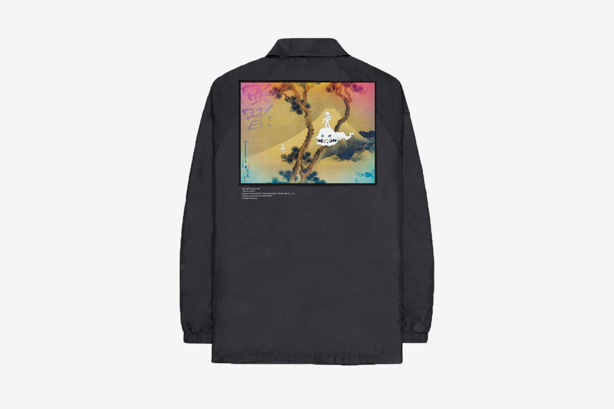 Kids See Ghosts Jacket