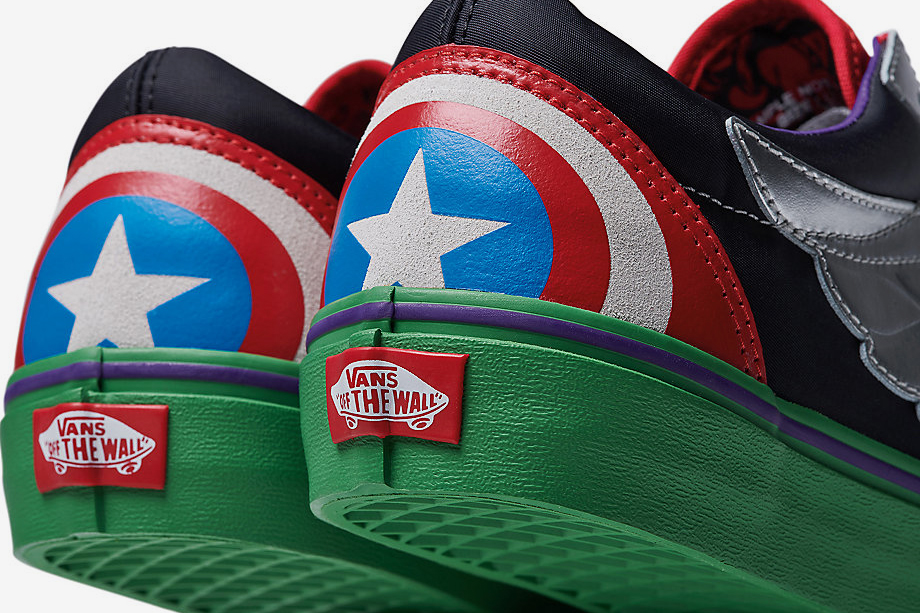 Old Skool 'Avengers'