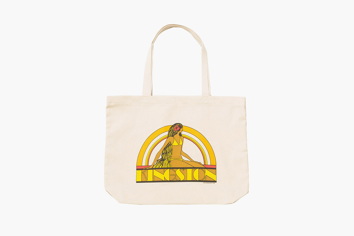 Kingston Tote Bag