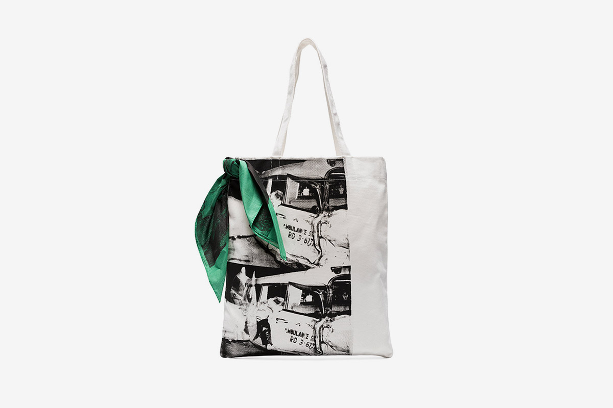 Ambulance Disaster Tote Bag