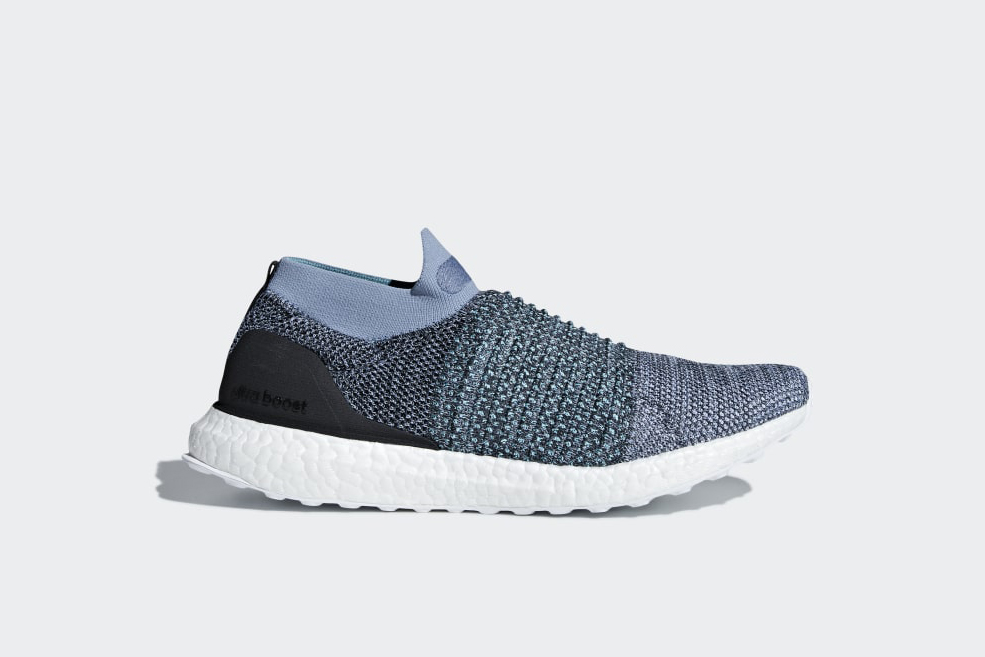 Ultra Boost Laceless Parley Shoes