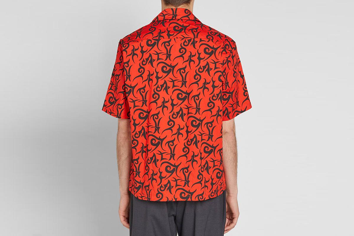 Tribal Hawaiian Shirt