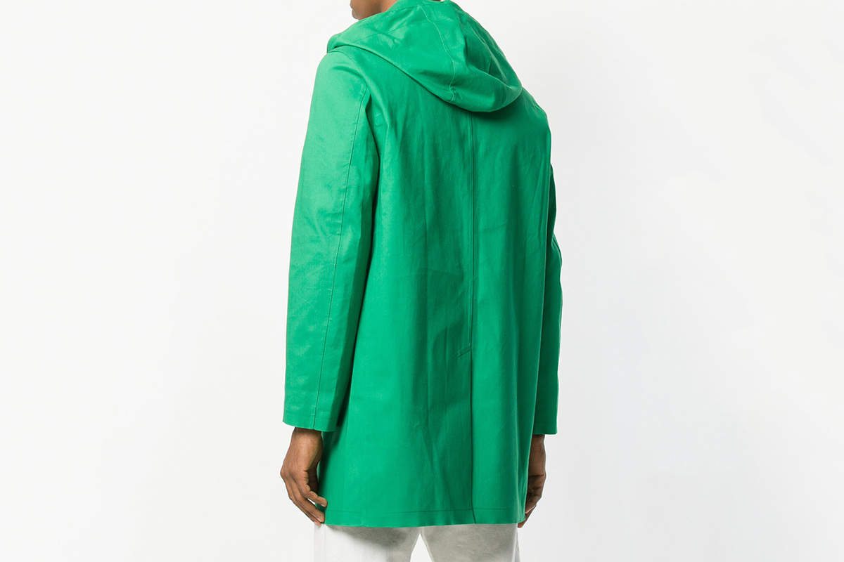 Classic Fitted Raincoat