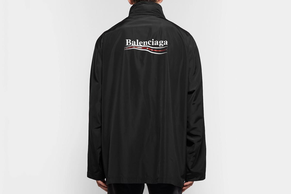 Archetype Raincoat
