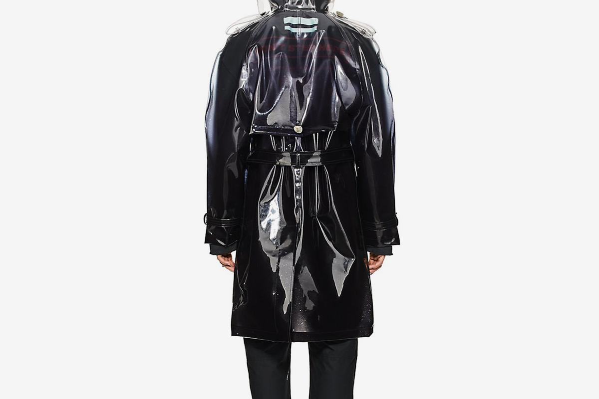 Galaxy Trench Coat