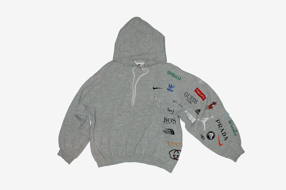 Canal Street Full Color Hoodie