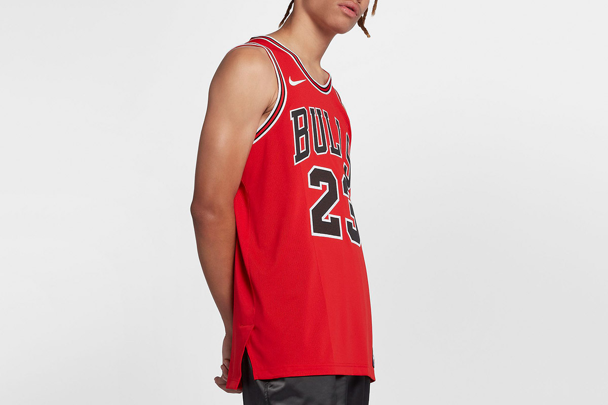 Michael Jordan Icon Edition Authentic Jersey (Chicago Bulls) f13d2636a