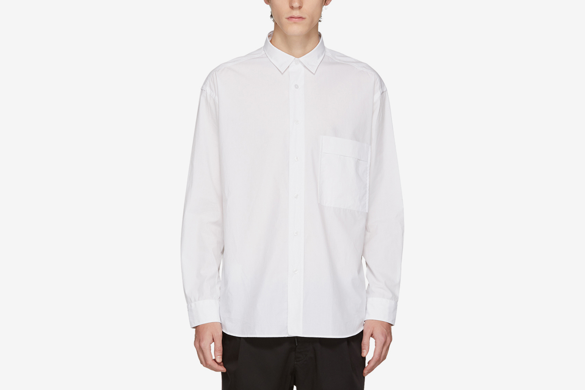 Paper One Pocket Shirt