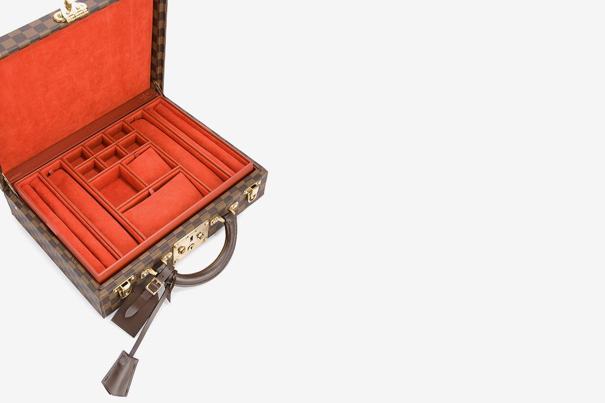 Vintage Jewellery Case