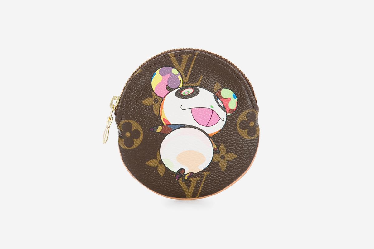 Vintage Panda Coin case