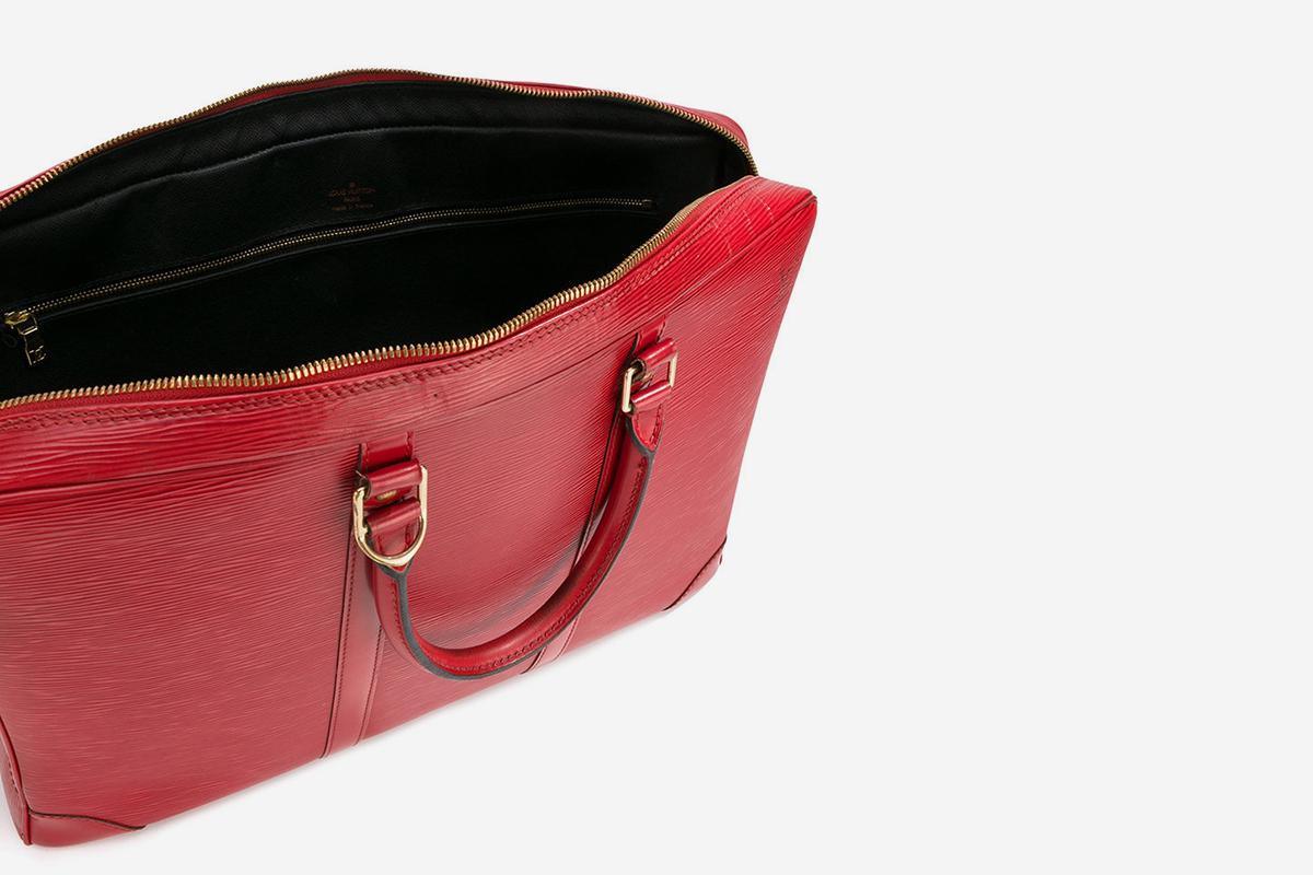 Vintage Briefcase Bag