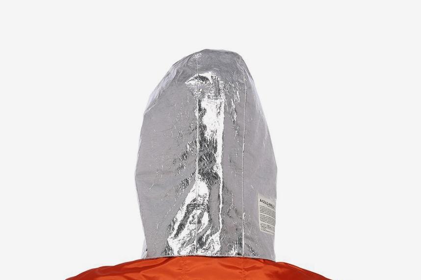 Metallic PVC Hood