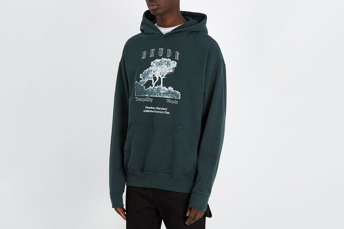 Tranquility Woods Hoodie
