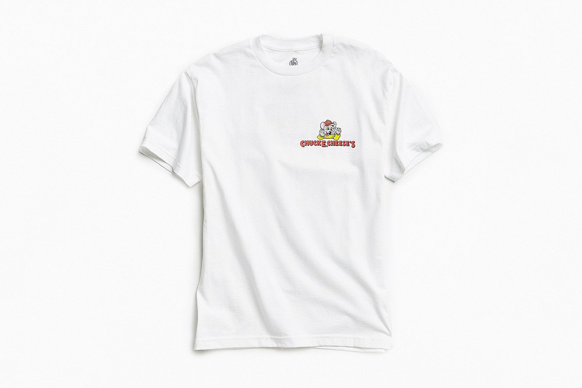 Chuck E. Cheese Logo T-Shirt