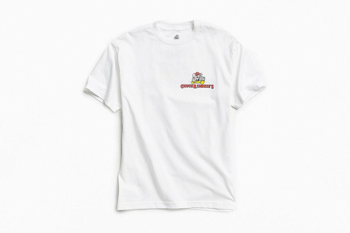 Chuck E. Cheese Logo T-Shirt