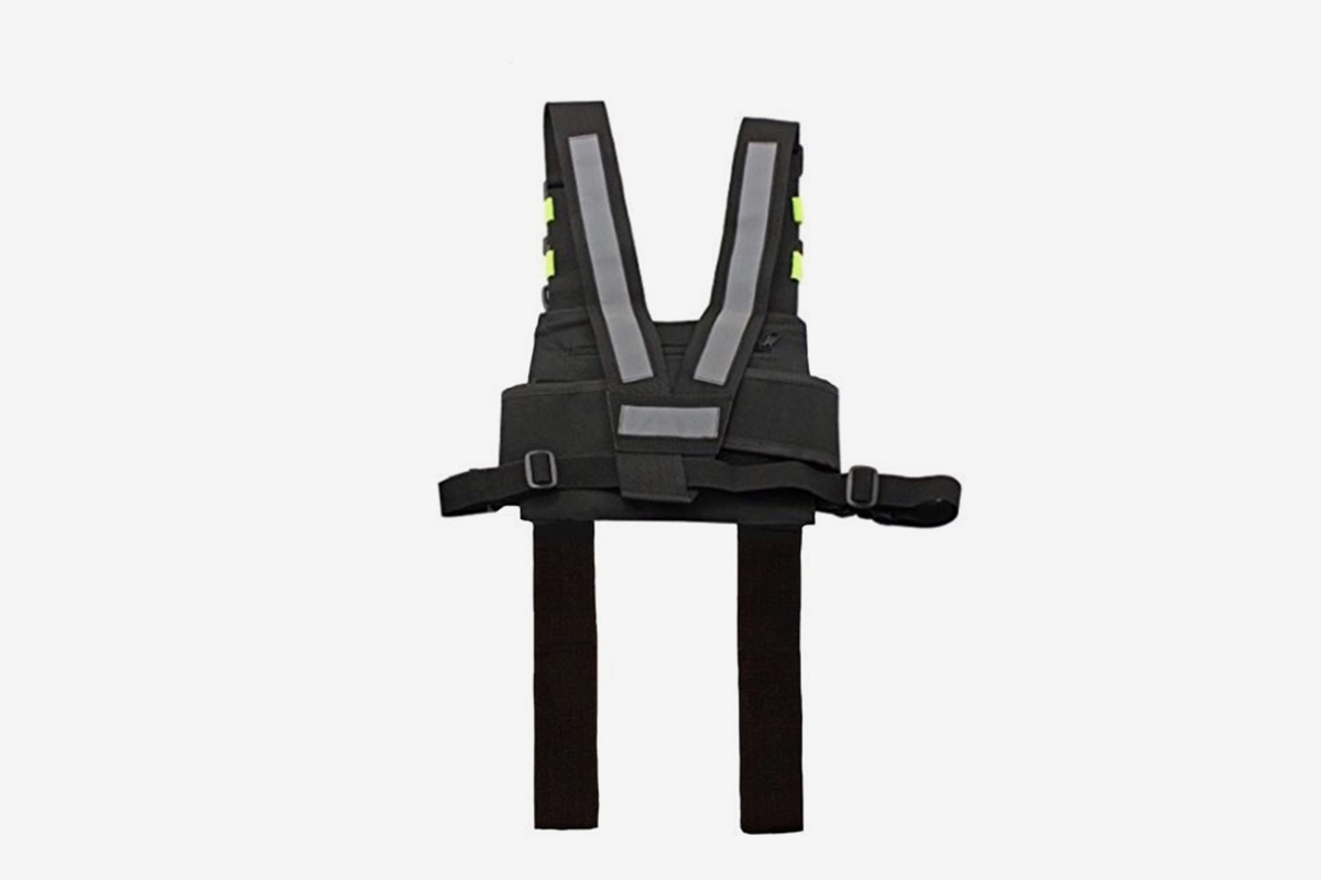 """Born Sinner"" Chest Rig"