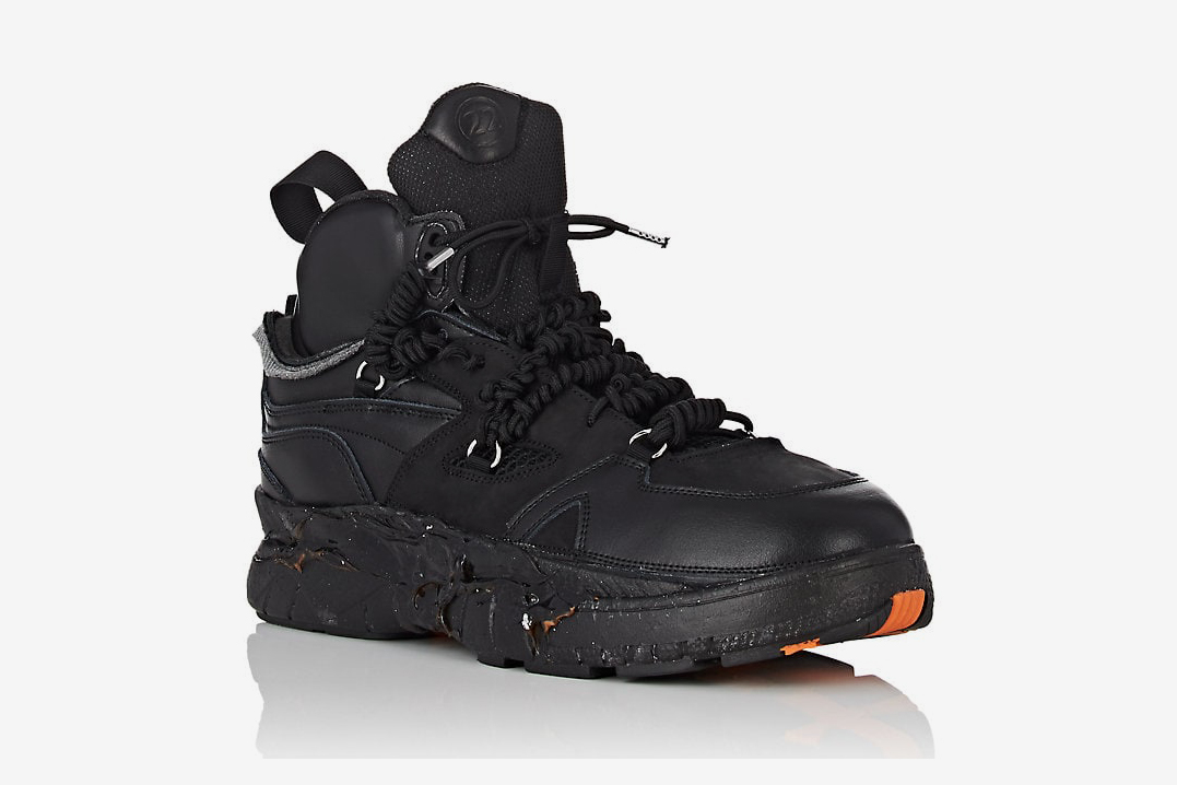 Fusion Sneakerboot