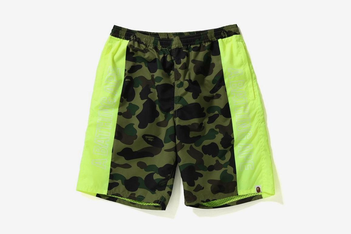 1st CAMO Sports Shorts