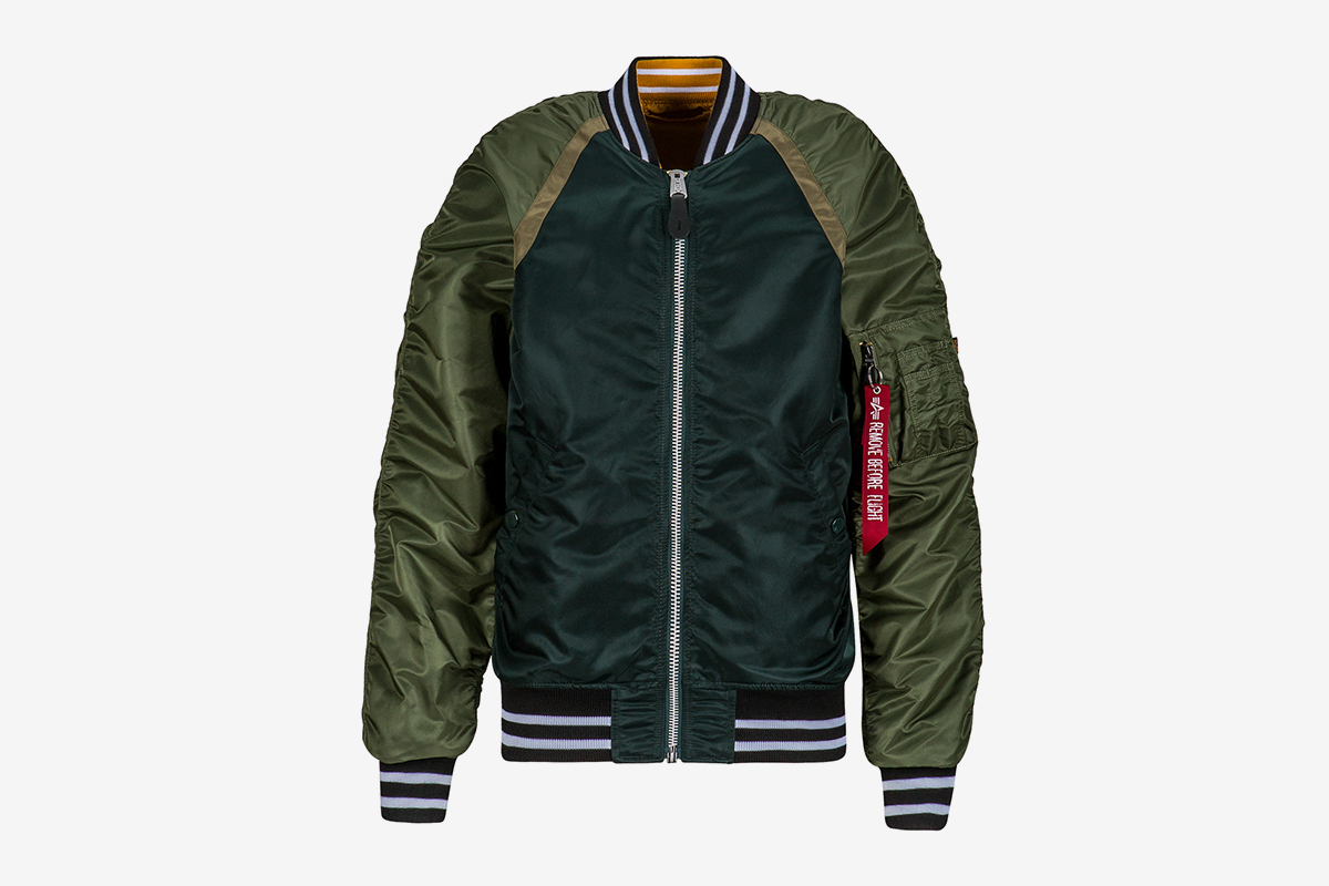 L-2B Raglan Flight Jacket