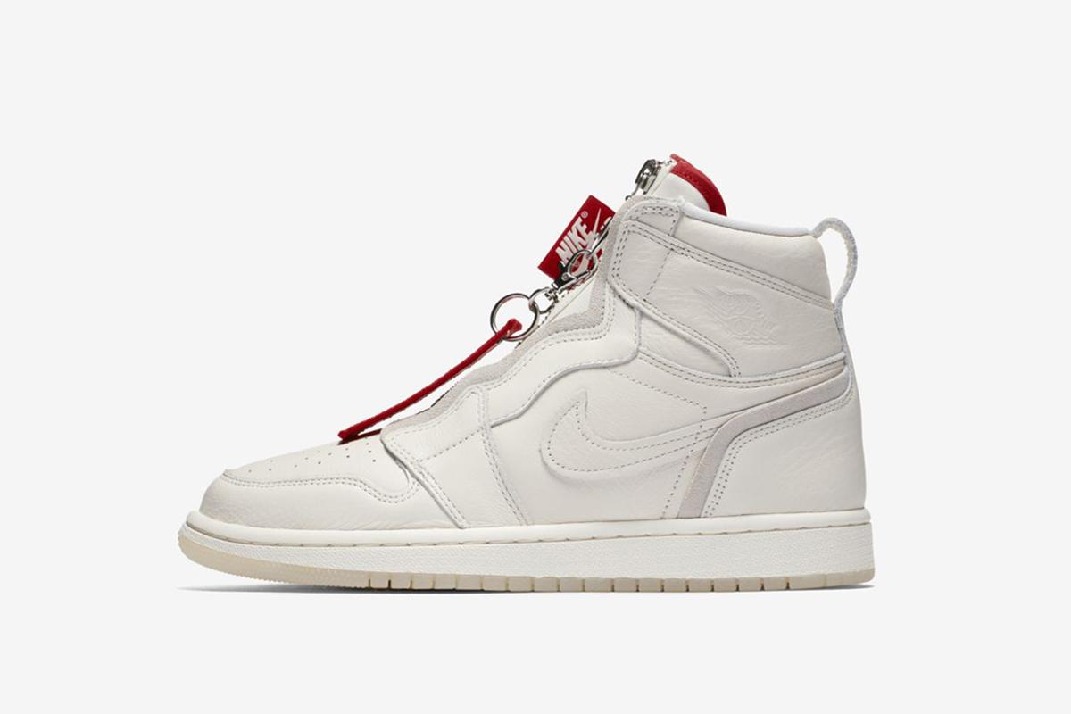 WMNS Air Jordan High Zip