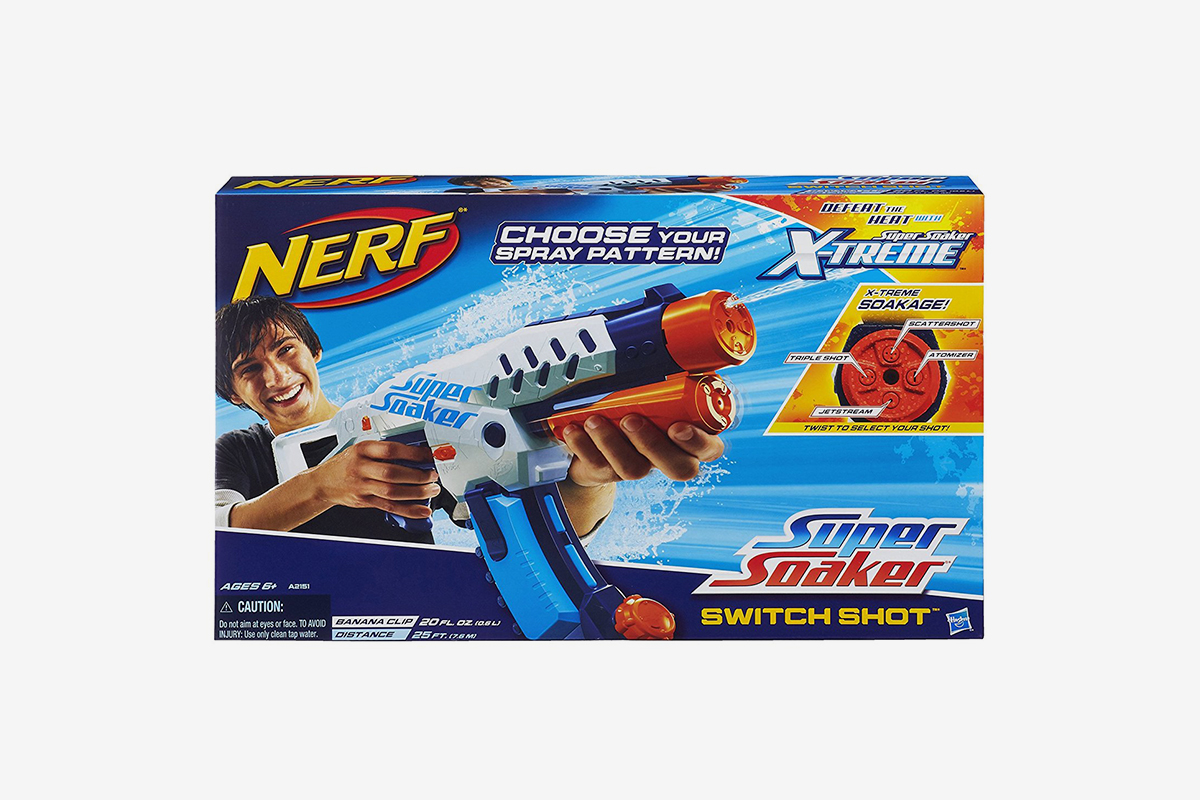 Switch Shot Blaster