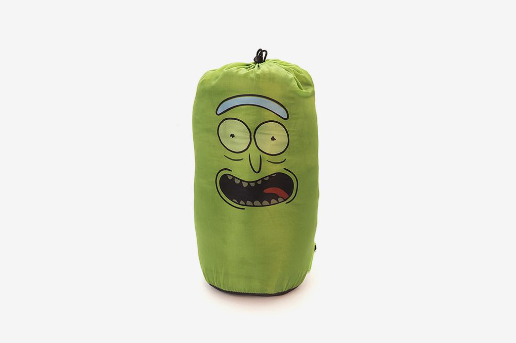 Pickle Rick Sleeping Bag