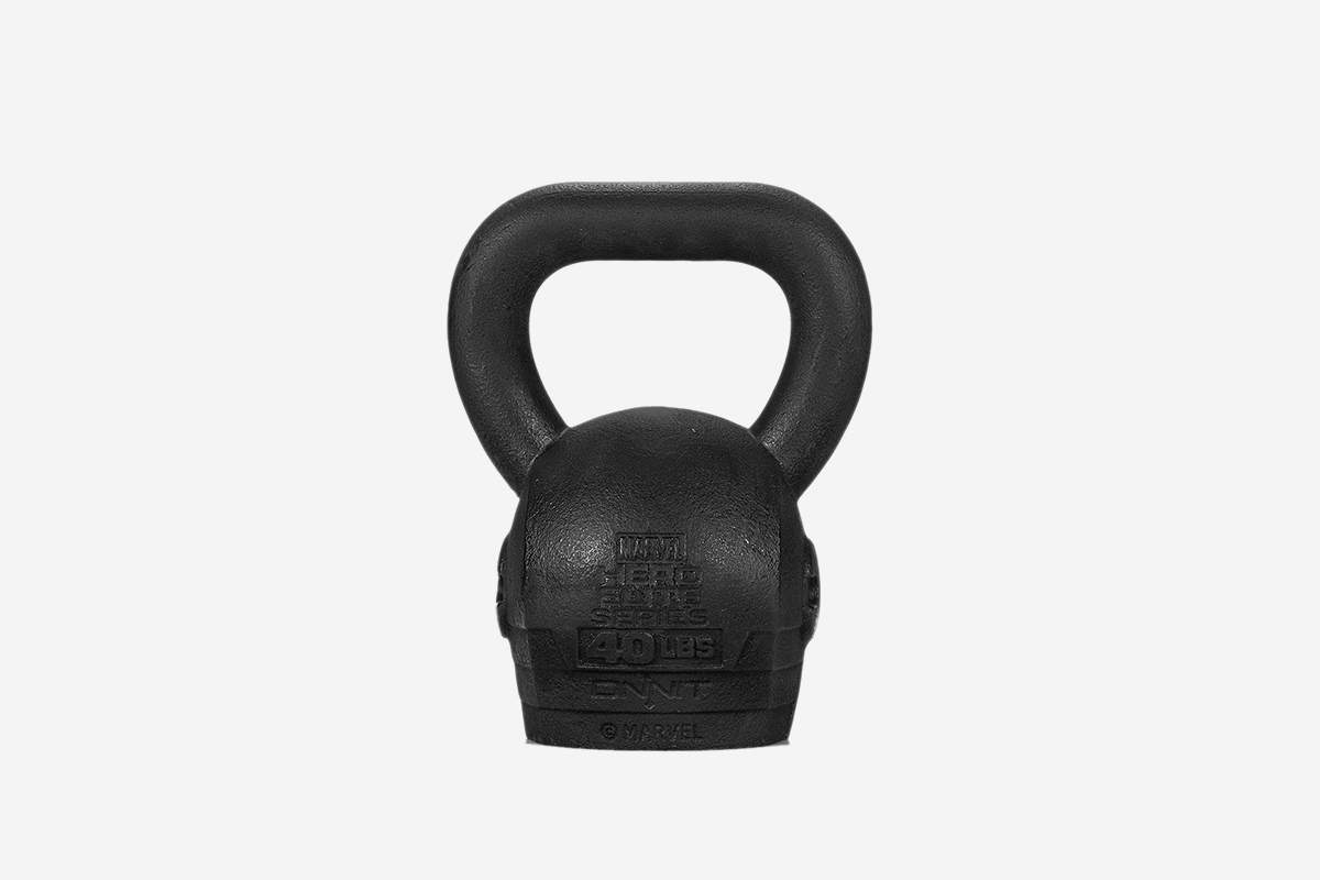 Iron Man Kettlebell