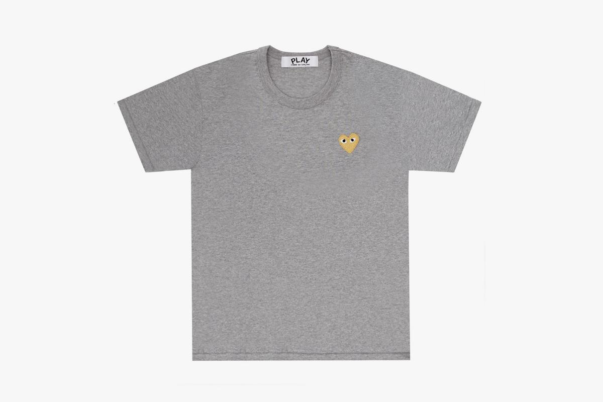Gold Emblem T-Shirt